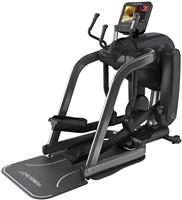 Life Fitness Platinum Club Discover SE3 Flexstrider - Titanium Storm - Gratis montage