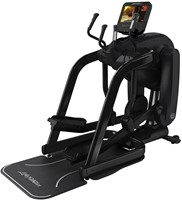 Life Fitness Platinum Club Discover SE3 Flexstrider - Black Onyx - Gratis montage