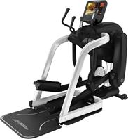 Life Fitness Platinum Club Series Discover SE3HD Flexstrider - Diamond White - Gratis montage