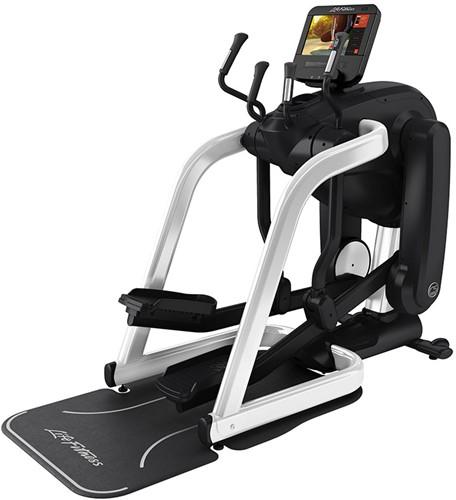 Life Fitness Platinum Club Discover SE3 Flexstrider - Diamond White - Gratis montage