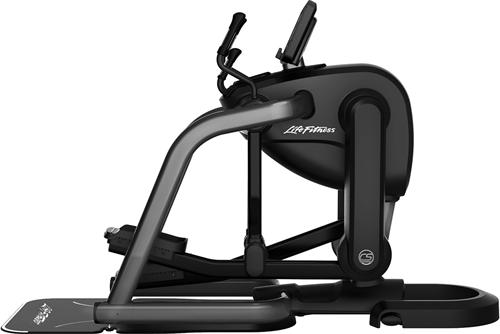 Life Fitness Platinum Club Series Discover SE3HD Flexstrider - Titanium Storm - Gratis montage-2