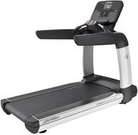 Life Fitness Platinum Discover SE3 Loopband - Diamond White - Gratis montage