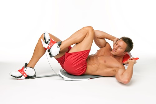 Perfect Fitness Perfect Sit Up Buikspiertrainer met work-out plan, voedingsgids en opbergsysteem - Verpakking beschadigd-3