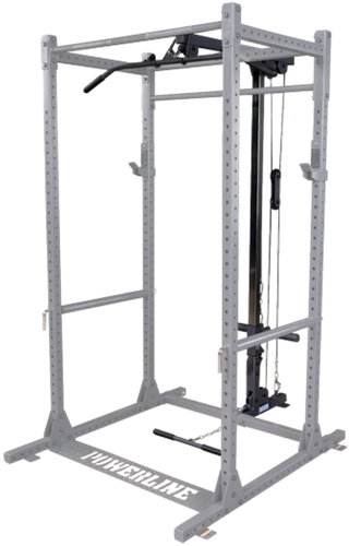 Body-Solid Powerline Lat Attachment - Uitbreidingsset voor PPR1000