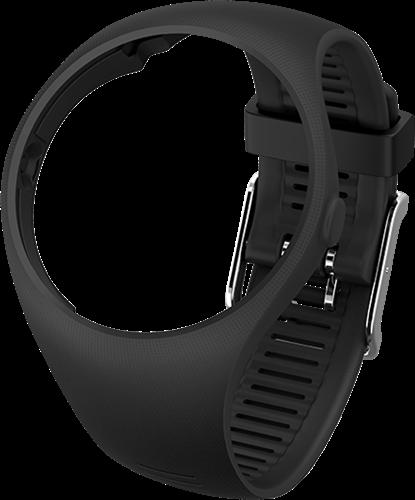 Polar M200 Verwisselbare  Polsband - Zwart