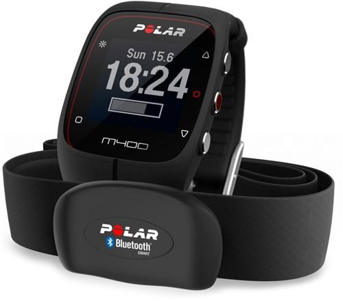 Polar M400 Activity Tracker - Zwart - met hartslagsensor - Verpakking beschadigd-2