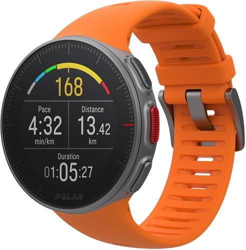 Polar Vantage V Multisport en Triatlon Horloge - Oranje