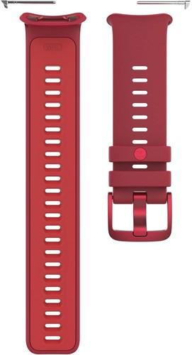 Polar Vantage V2 Verwisselbare Silliconen Polsband - Rood