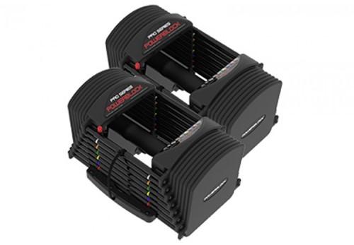 PowerBlock PRO 50 Verstelbare Dumbbell Set - 1 - 23 kg