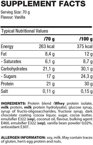 QNT Protein Burst - 12x70g-2