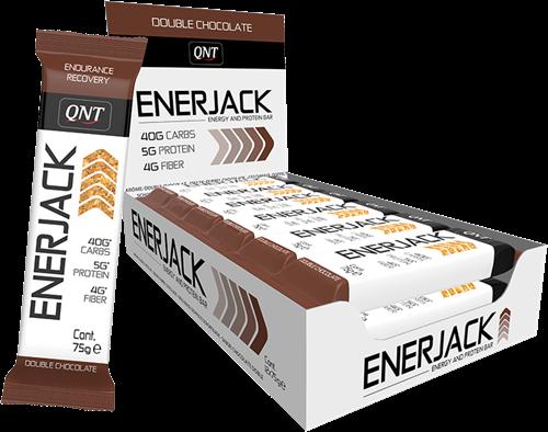 QNT Enerjack - 12 repen - Double Chocolate