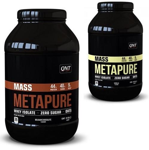 QNT Metapure Mass Sugar Free - 1815 gram