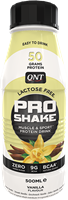 QNT Pro Shake - 12 x 500 ml - Vanille