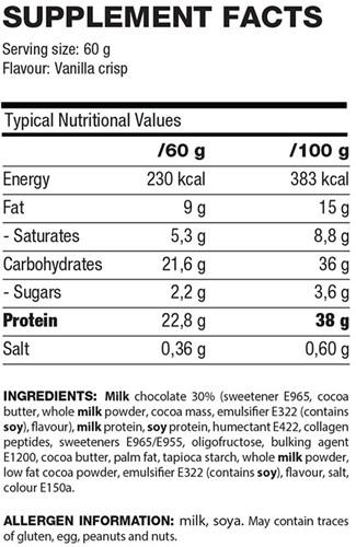 QNT Protein Joy Bar - Vanilla Crisp-3
