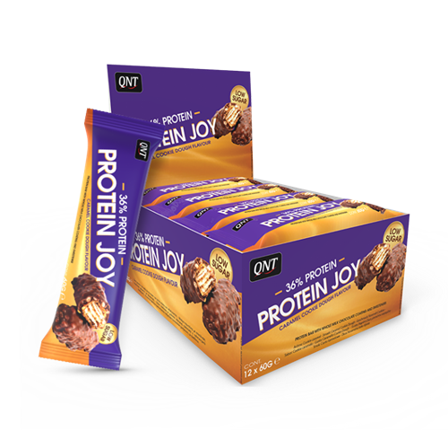 QNT Protein Joy Bar - Caramel Cookie Dough