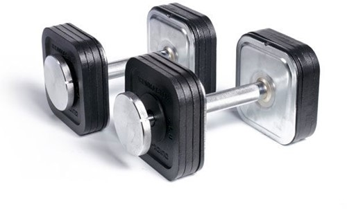 Ironmaster Quick-Lock Dumbbells Set - 20,5 kg