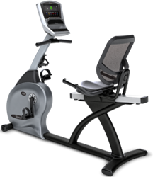 Vision Fitness R20 Touch Ligfiets - Gratis montage