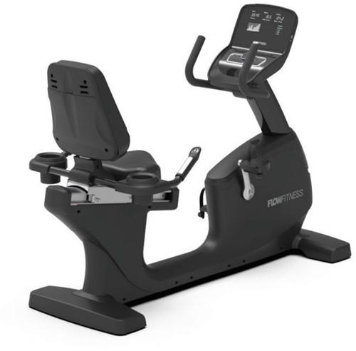 Flow Fitness Pro RB5i Recumbent Bike Ligfiets - Gratis trainingsschema