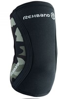 Rehband Elbow Support 5MM RX Black/Camo-1
