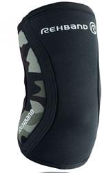 Rehband Elleboogbrace 5MM RX Black/Camo