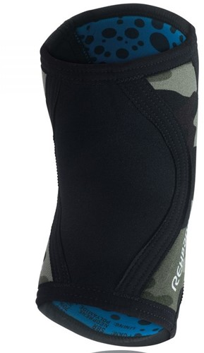 Rehband Elbow Support 5MM RX Black/Camo