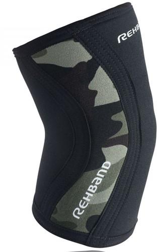 Rehband Elleboogbrace 5MM RX Black/Camo-3