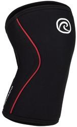 Rehband Kniebrace RX 7MM Black/red
