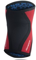 Rehband Kniebrace RX 3MM Black/Red Froning-3