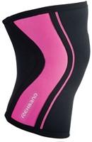 Rehband Kniebrace RX 5MM Black/Pink