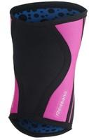 Rehband Kniebrace RX 5MM Black/Pink-3