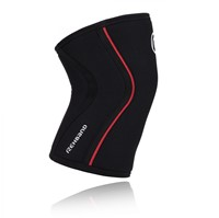 Rehband Kniebrace RX 7MM Black/Red-2