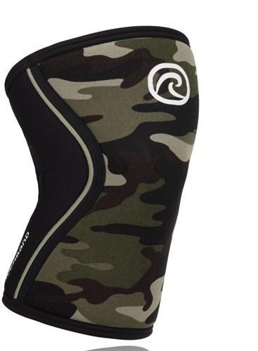 Rehband Kniebrace RX 7MM - Black/Camo