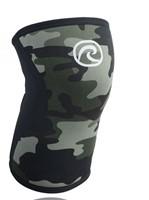 Rehband Kniebrace RX 5MM Camo-1