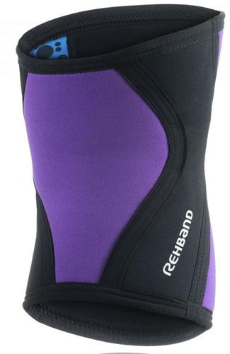 Rehband Kniebrace RX 5MM Women Purple-3
