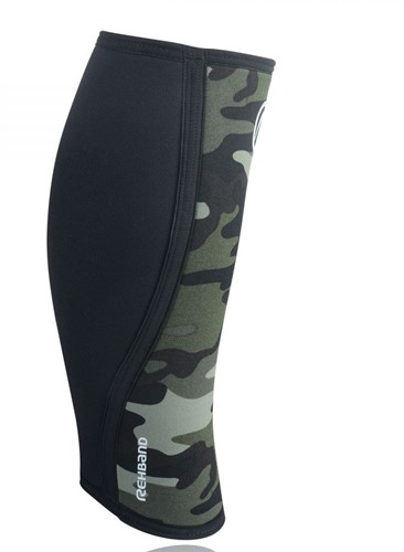 Rehband Shin/Calf Support RX 5MM Black/Camo-2