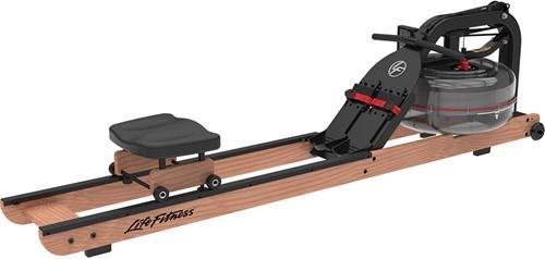 Life Fitness Row HX Light Wood Roeitrainer - Gratis trainingsschema