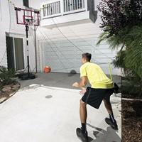 SKLZ Rapid Fire ll - basketbal retoursysteem-2