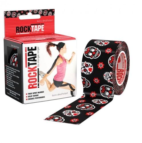 RockTape Classic Kinesiotape - Sporttape - 5 cm x 5 m - Muer