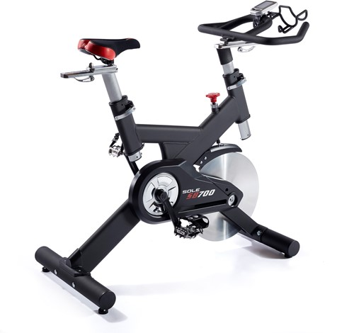 Sole Fitness SB700 Spinningfiets - Gratis trainingsschema