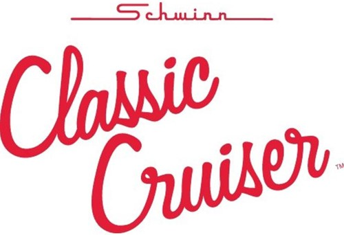 schwinn classic cruiser retro bike met bluetooth logo