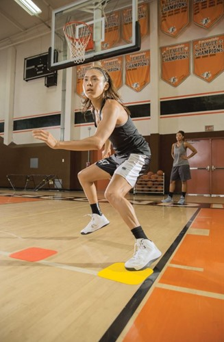 SKLZ Basketbal Court Markers - 5 Stuks-3