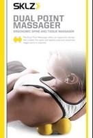 SKLZ Dual Point Massage Roller-2