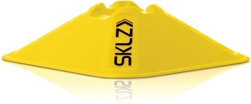 SKLZ Pro Training Agility Cones - Pionnen - 5 cm - 20 stuks - Verpakking beschadigd