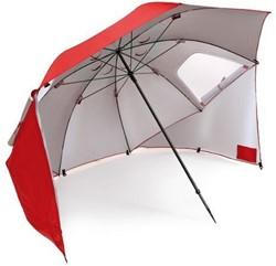 Sport-Brella / Stormparaplu  - Red - Zonder originele verpakking