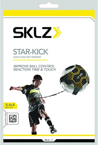 SKLZ Star Kick Solo Voetbal Trainer - Zwart-3