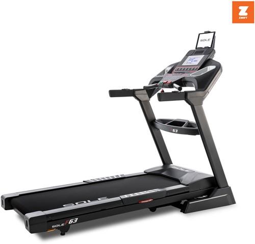 Sole Fitness F63 Loopband - Gratis trainingsschema
