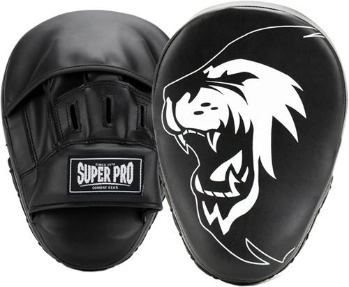 Super Pro Combat Gear Focus PU Handpads