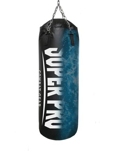 Super Pro Water-Air Punchbag Home - Bokszak - Zwart - 100 cm