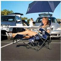 Sport-Brella Recliner Chair - Blue-3