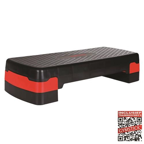 Gymstick Verstelbare Aerobic Fitness Stepper - Met Online Trainingsvideo's